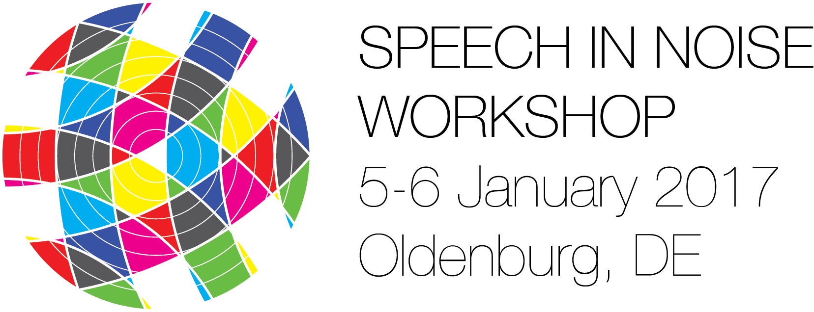 9th Speech in Noise Workshop, 5-6 January 2017, Oldenburg